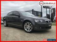 2009 Holden Calais VE V Sedan 4dr Spts Auto 6sp 3.6i [MY10] Grey Automatic A for Sale
